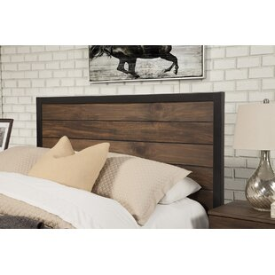 Laurel Foundry Modern Farmhouse Jaiden Panel Headboard