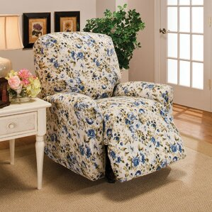 Box Cushion Recliner Slipcover..