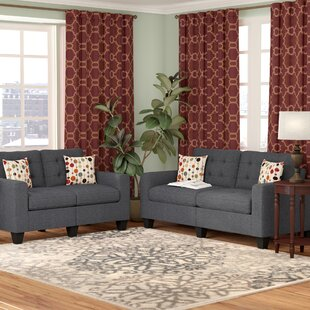 Online Reviews Callanan 2 Piece Living Room Set by Andover Mills Reviews (2019) & Buyer's Guide