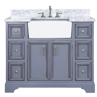 "Quickview. Kitchen Bath Collection. Zelda 42"" Bathroom Vanity Set"