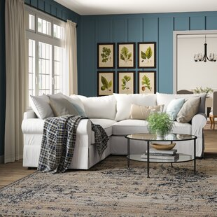 Jameson Upholstered Symmetrical Sectional