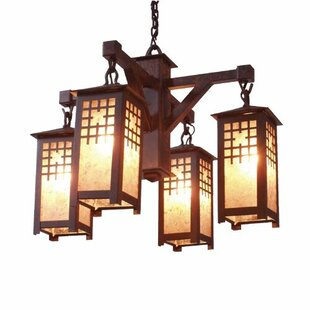 Chandeliers Steady 2016 New 6 Arms Wrought Iron Chandeliers Genuine Vintage Chandelier Handmade Golden Living Room Glass Novelty Led Chandelier With Traditional Methods