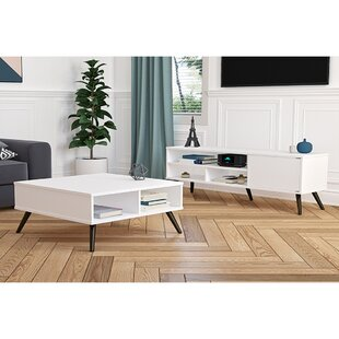 Dorris 2 Piece TV Stand for TVs up to 60