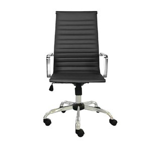 Cordele Executive Chair by Orren Ellis Today Sale Only