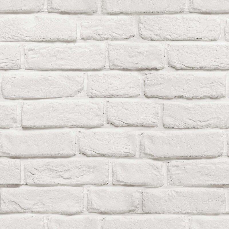 Wallsbyme Textured Peel And Stick Wallpaper Tile Wayfair