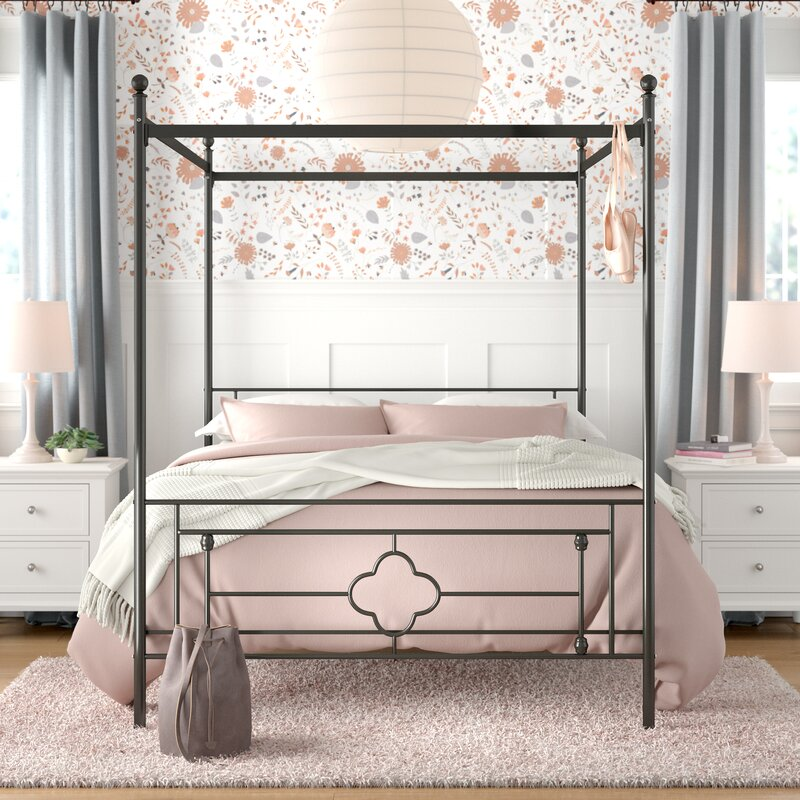 Woodson Canopy Bed Extraordinary Bedford Bedroom Furniture Creative Plans