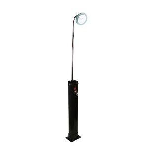 Solar Powered Freestanding Outdoor Shower