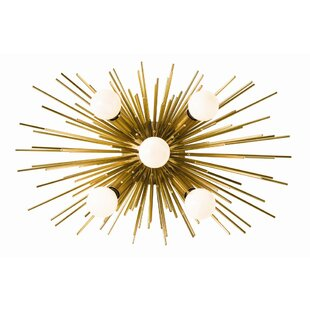 Compare & Buy Constellation 5-Light Outdoor Sconce By ARTERIORS