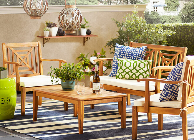 How To Pick The Right Outdoor Furniture Joss Main