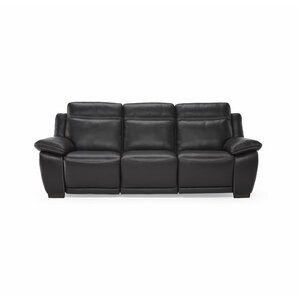 Sandro Leather Reclining S..