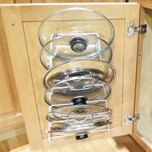 Rebrilliant Cabinet Door Lid Rack