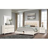 Farrer Platform Configurable Bedroom Set by Everly Quinn