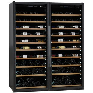 Wine Enthusiast 600 Bottle Classic Single Zone Freestanding Wine Cellar