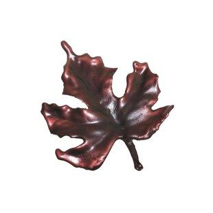 Maple Leaf Novelty Knob