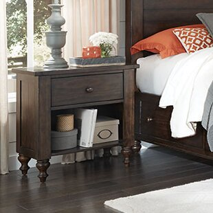 Cambra 1 Drawer Nightstand by Birch Lane™ Heritage