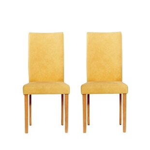 Red Barrel Studio Evendale Parsons Chair (Set of 4)