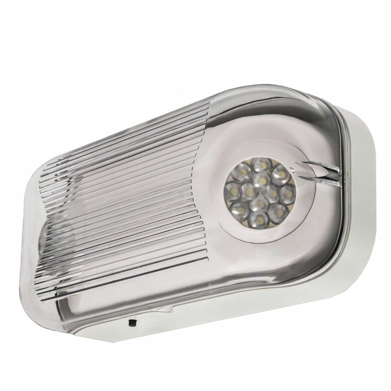 Light Fixture Industries Rated Thermoplastic Led Emergency Light Wayfair