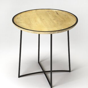 Barr Side Table By World Menagerie