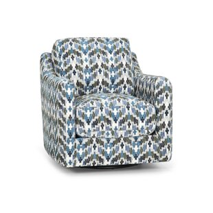 Beasley Swivel Armchair