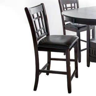 Cavalier Bar Stool (Set of 2) by Darby Home Co