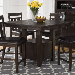 Darby Home Co Cadwallader Pub Table