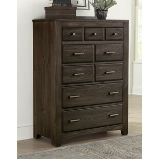 Hernandez 5 Drawers Chest