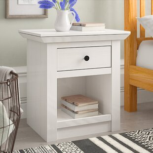 Elston Bedside Table By August Grove