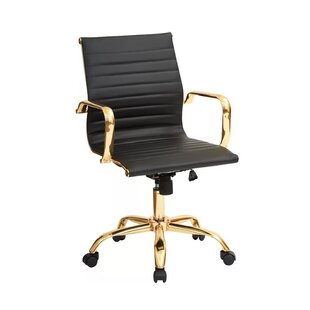 Order Latrobe Conference Chair by Everly Quinn Reviews (2019) & Buyer's Guide