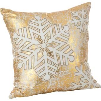 The Holiday Aisle Sepviva Cotton Throw Pillow Reviews Wayfair