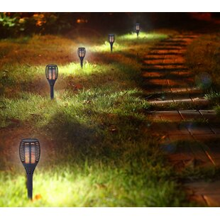 Calcott 1-Light LED Pathway Light (Set Of 2) (Set Of 2) By Sol 72 Outdoor