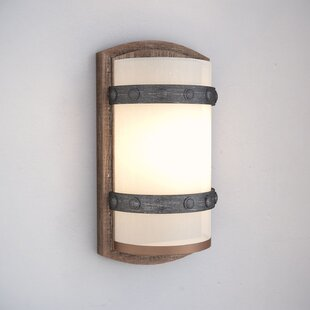 Order Wilburton 1-Light Wall Sconce By Laurel Foundry Modern Farmhouse