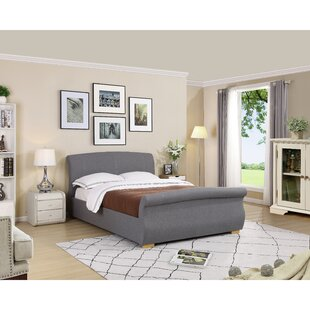 Colegrove Upholstered Bed Frame By Marlow Home Co.