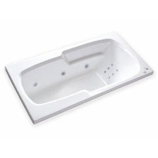 Carver Tubs Hygienic Aqua Massage 65