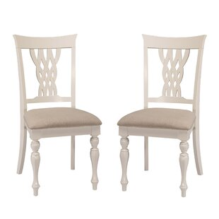 Carcassonne Side Chair (Set of 2) August Grove