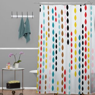 Banda Nolita Drops Single Shower Curtain