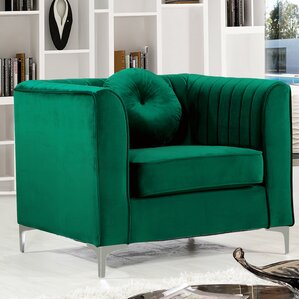 Herbert Armchair by Willa Arlo Interiors