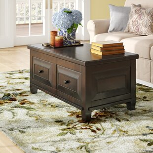 Edmondson Coffee Table with Lift Top