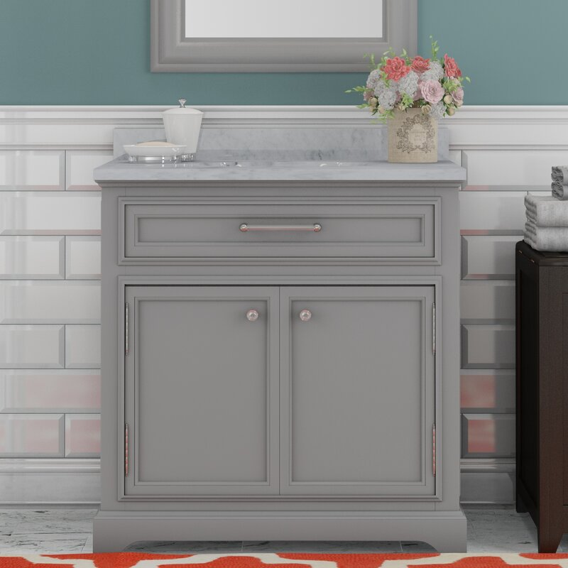 Colchester 30 Single Sink Bathroom Vanity Set