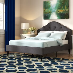 Addie Upholstered Platform Bed