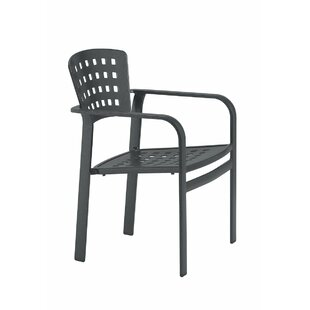 Impressions Stacking Patio Dining Chair