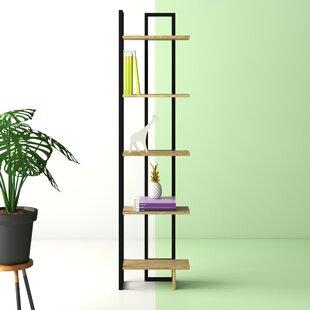 Carmen Corner Bookcase By Hashtag Home