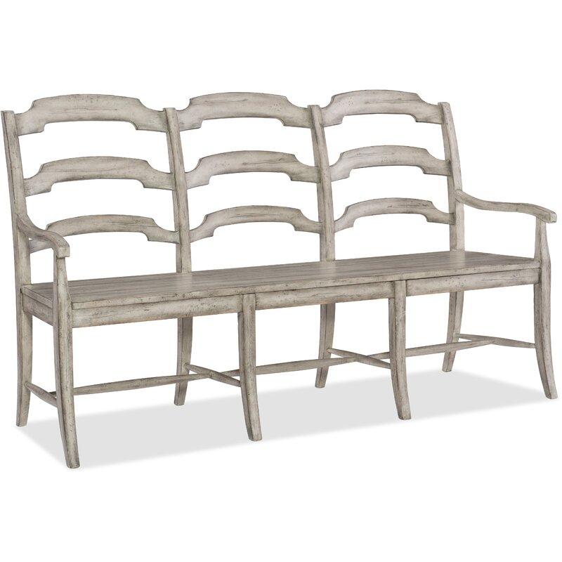 Boheme Wood Bench