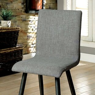 Armijo Upholstered Dining Chair (Set of 2) Foundry Select