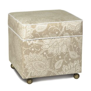 Aileen Storage Ottoman by Eastern Accents