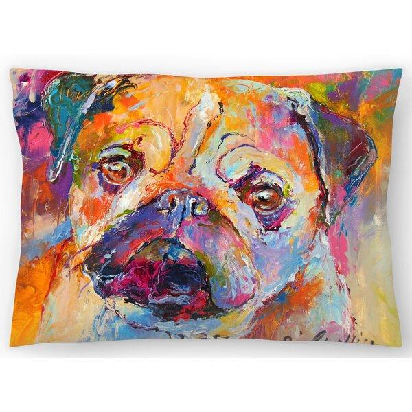 East Urban Home Pug Lumbar Pillow Wayfair