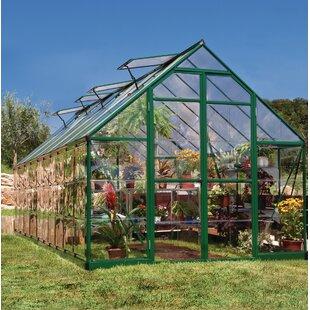 Palram Balance Greenhouse in , 8' x 20'