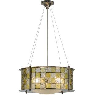 Meyda Tiffany Utopia 3-Light Pendant