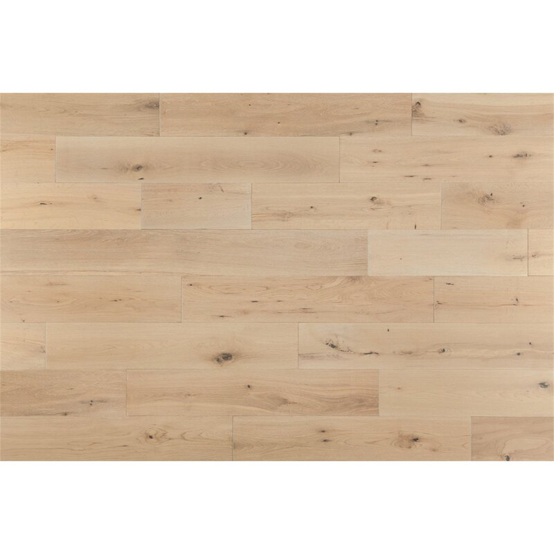 "Brady French 6"" Solid Oak Hardwood Flooring"