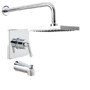 Reviews Elysa Dual Function Cartridge Faucet with Trim ByMiseno