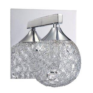 Solaro 1-Light Bath Sconce by ..